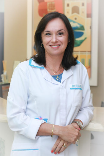 Dra. Nilza Perin Gastropediatra
